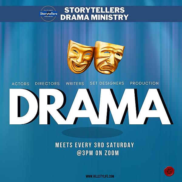 Drama Ministry: Storytellers