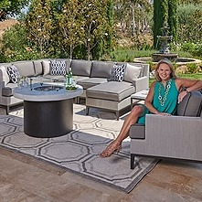 Shop the Libby Langdon Outdoor Furniture Collection