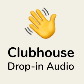 Continuons la discussion sur l'app Clubhouse - @cynthialesly