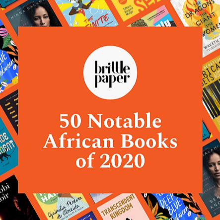 50 Notable African Books of 2020