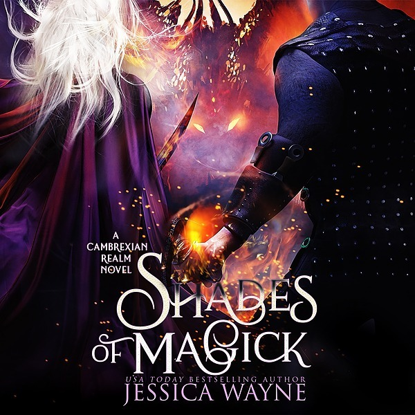 @jesswriteswords Shades of Magick Audiobook Link Thumbnail   Linktree