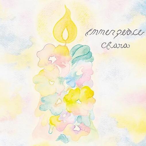 NEW! mini album 『Inner Peace』
