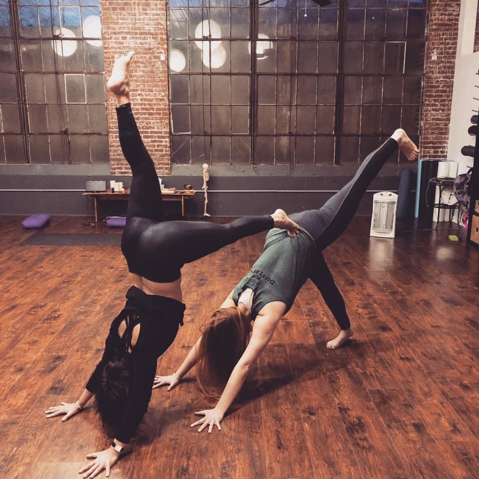Individual and Corporate 1:1 Yoga