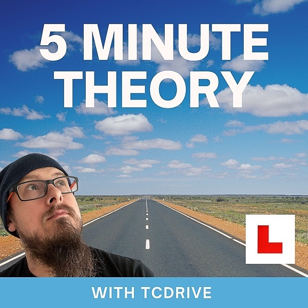 @TCDrive 5 Minute Theory podcast  Link Thumbnail   Linktree