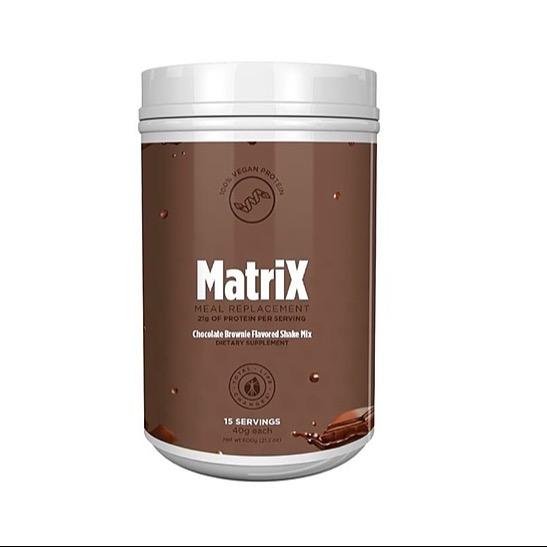 Global Wellness Queen Chocolate Brownie Flavored Protein  Shake Link Thumbnail   Linktree