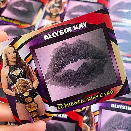 Allysin Kay MERCHANDISE (NORTH AMERICA) Link Thumbnail   Linktree
