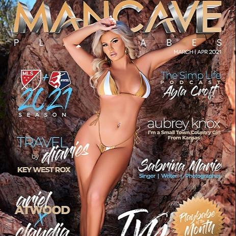 MANCAVE PLAYBABES - JAN/FEB 2021