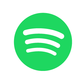 Listen to him on Spotify