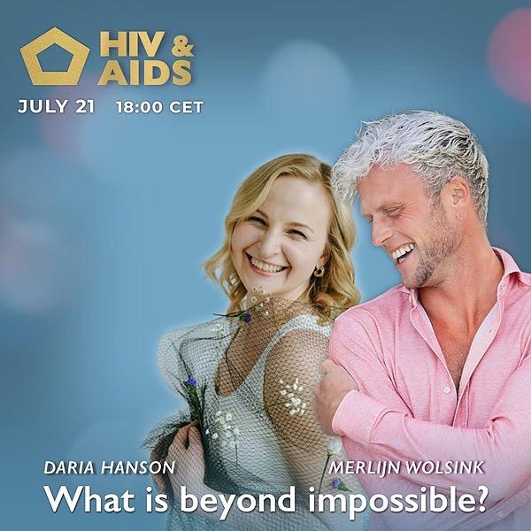 @merlijnwolsink HIV & AIDS - What is Beyond Impossible? Free Webstream Wednesday July 21 Link Thumbnail | Linktree
