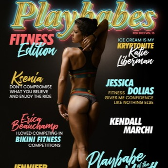 PLAYBABES FITNESS SPECIAL EDITION ON MAGZTER