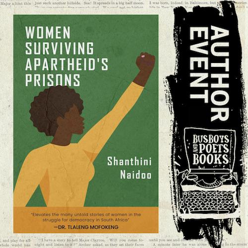 "ORDER your copy of ""Women Surviving Apartheid's Prisons"""