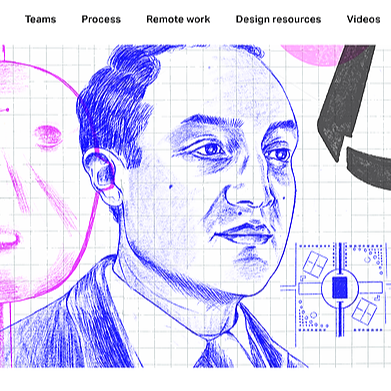 """@kneethee Invision Inside Design : Designing for change, Isamu Noguchi, and embracing the """"in-between"""" Link Thumbnail   Linktree"""