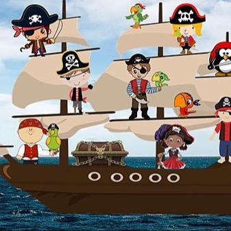 @RebeccaAllgeier pirates Link Thumbnail | Linktree
