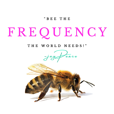 """Bee The Frequency The World Needs!"" Apparel"