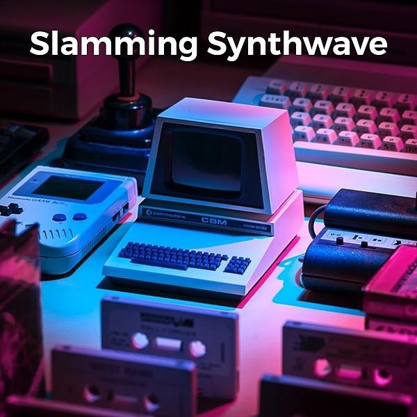 My Synthwave Spotify Playlist