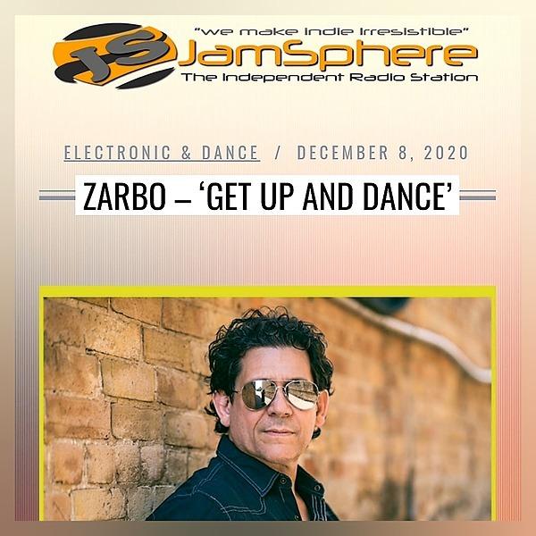 @Zarbo Zarbo on Jamsphere Radio Link Thumbnail | Linktree