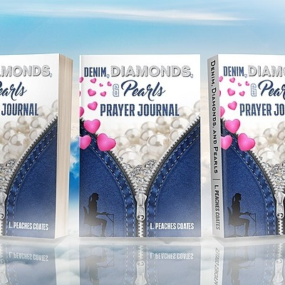 Denim, Diamonds, & Pearls Prayer Journal