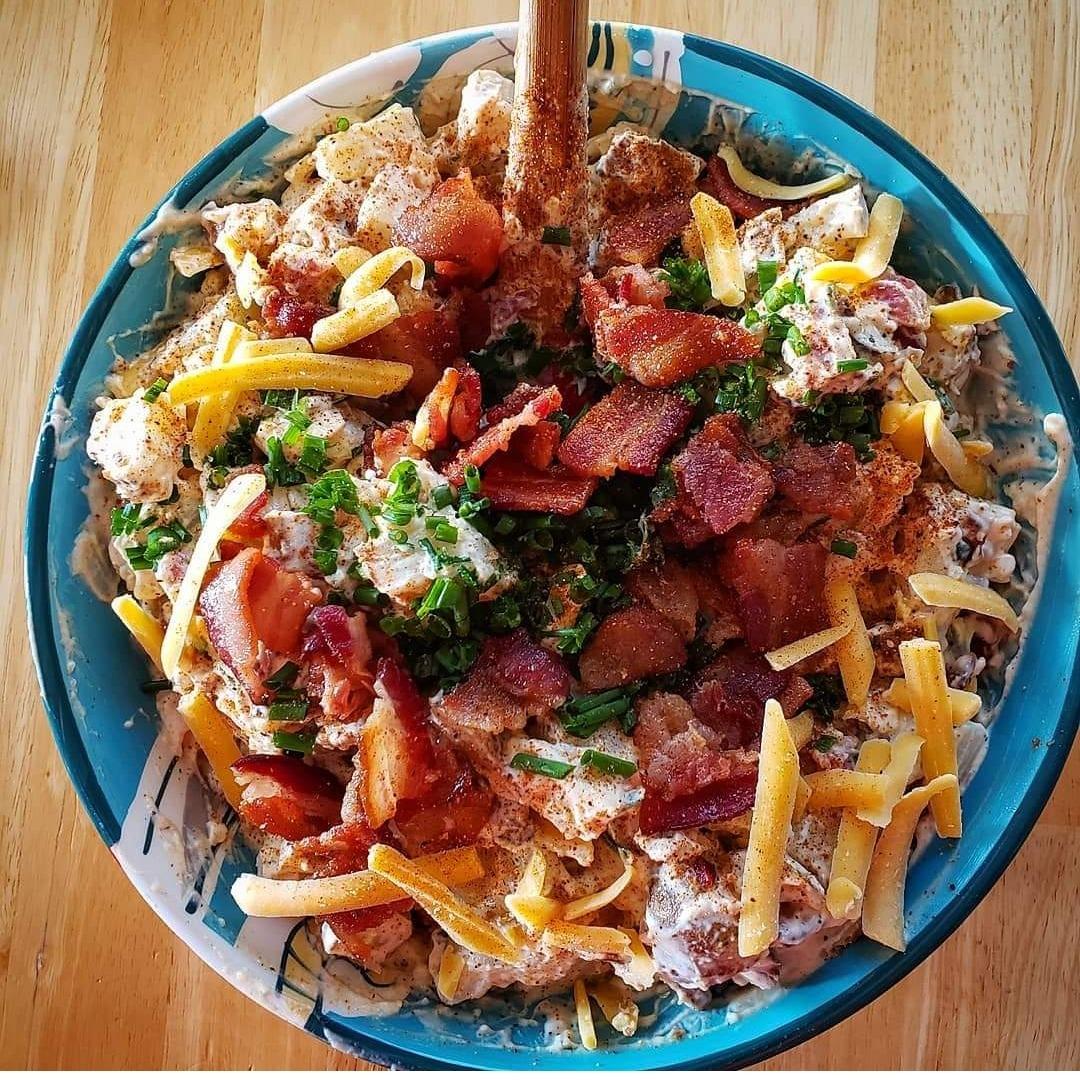 Cayts Potato Salad