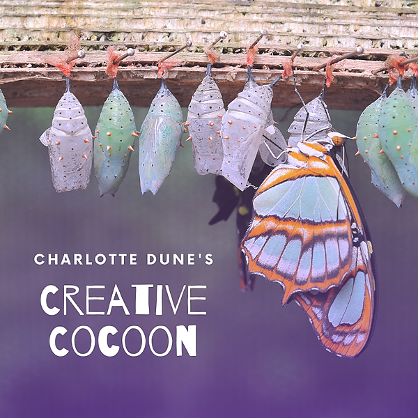 @charlottedune Join my Creative Cocoon group Link Thumbnail | Linktree