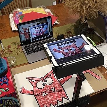 @fuglefun Creating on iPads Link Thumbnail | Linktree