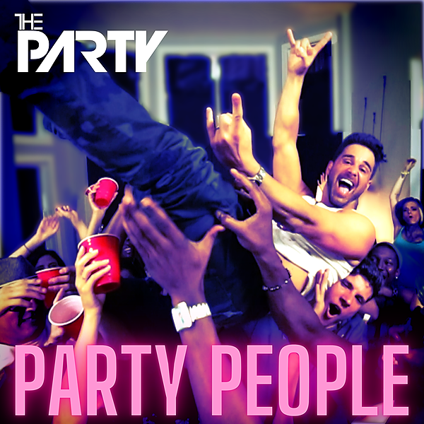 #AlwaysInTheClub | #MMC89 NEW MUSIC: Party People (THE PARTY) Link Thumbnail | Linktree