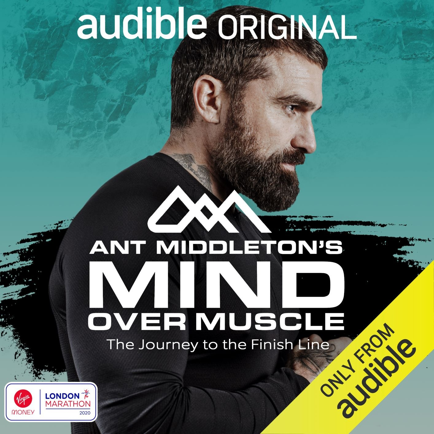 Audible UK Mind Over Muscle Link Thumbnail | Linktree