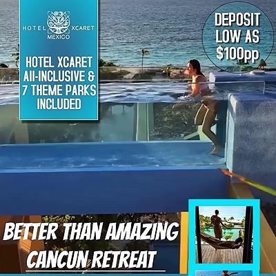 @Agentnorris Cancun Better Than Amazing Retreat  Link Thumbnail | Linktree