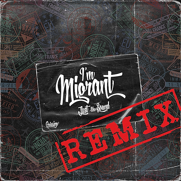GRISSINO - I'M MIGRANT Remix (Grissino) Profile Image | Linktree