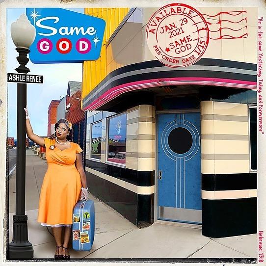 """Buy My New EP """"Same God"""""""