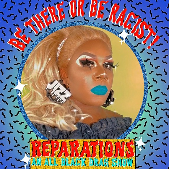 @nickijizz VOTE FOR NICKI JIZZ & REPARATIONS FOR BEST OF THE BAY! OR YOU'RE RACIST! Link Thumbnail | Linktree