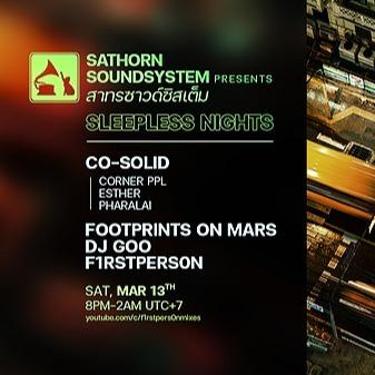 @co_solid Sathorn Soundsystem Presents Sleepless Nights - CO-SOLID (CORNER PPL., Esther, PHARALAI) Link Thumbnail   Linktree