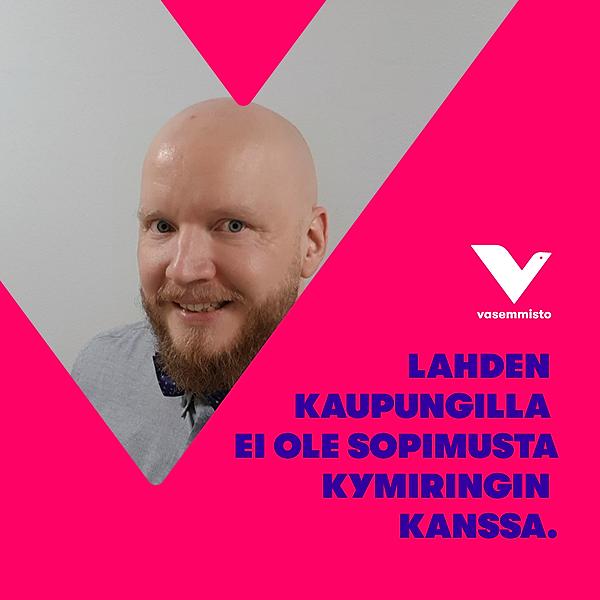 """27/3 Artikkeli - Lahtelaiset: """"Lahden ei ole lopetettava kaikkea yhteistyötä ja irtisanottava tehtyjä sopimuksia moottoriurheilukeskus KymiRingin kanssa"""""""
