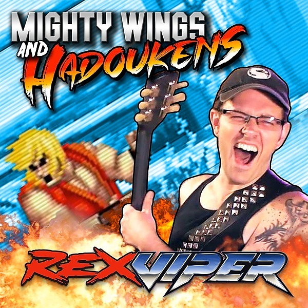 (Music Video) Mighty Wings and Hadoukens