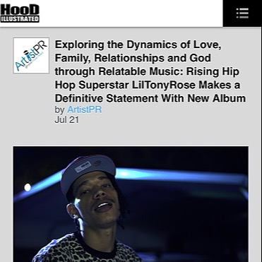 @LILT💍NYR🌺SE Hood Illustrated  Link Thumbnail | Linktree