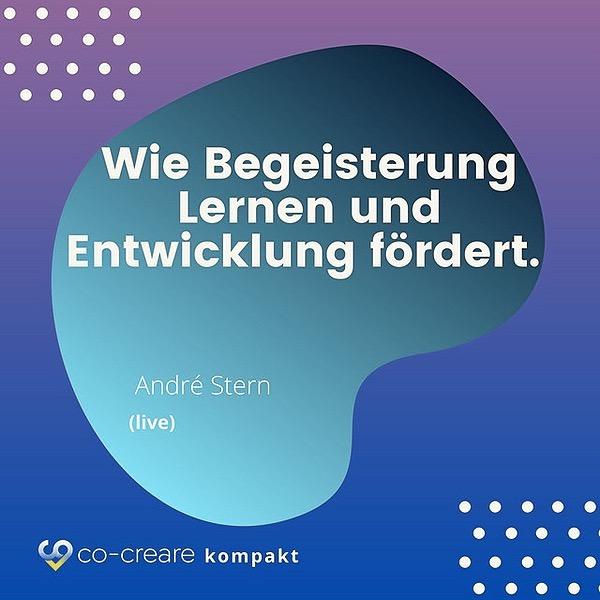 "@andrestern Hörbuch "" Wie Begeisterung Lernen und Entwicklung fördert: Schule, Erziehung und Lernen neu denken - Alternative Konzepte"" Link Thumbnail | Linktree"