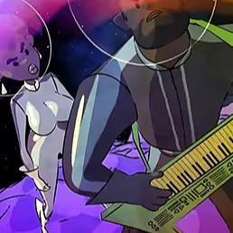 @Spacetalker Animated  Music video Walk Free Link Thumbnail   Linktree