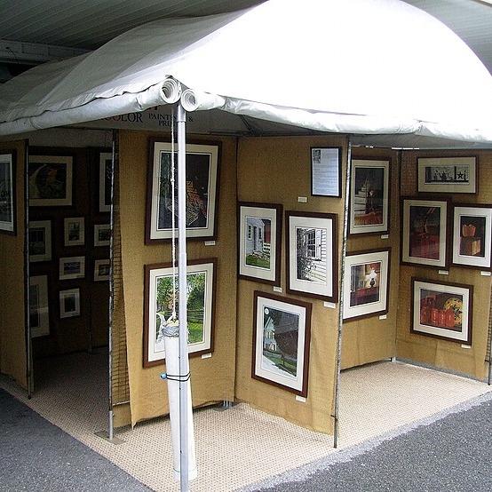 watercolor paintings & prints show schedule Link Thumbnail | Linktree