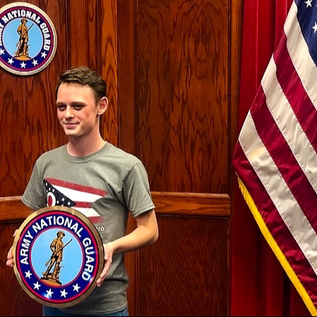 Danny Ivers Danny Ivers has enlisted in the Ohio Army National Guard Link Thumbnail | Linktree