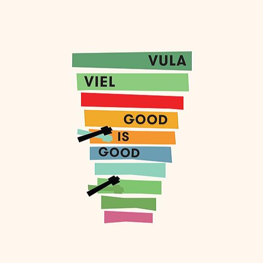 Vula Viel Records Vula Viel - Good is Good Link Thumbnail   Linktree