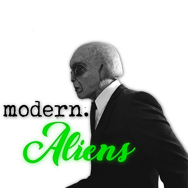 Modern Aliens Podcast (modernaliens) Profile Image   Linktree