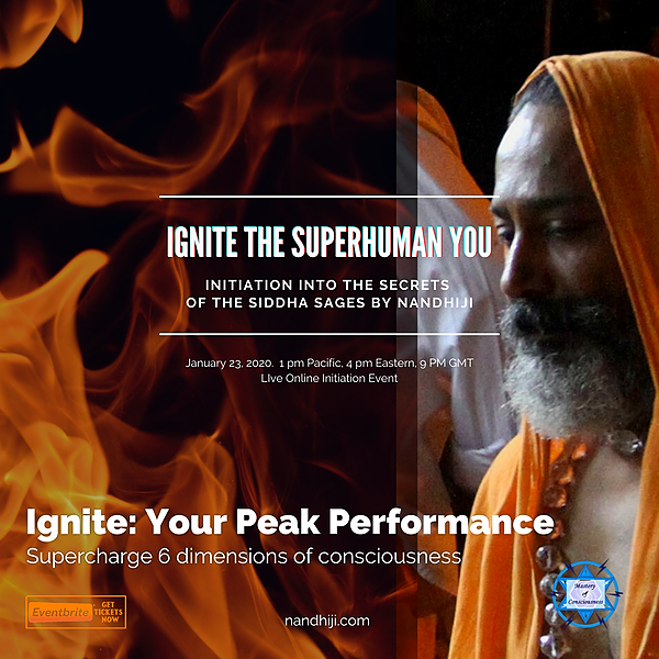 Ignite the Superhuman You Initiation Course