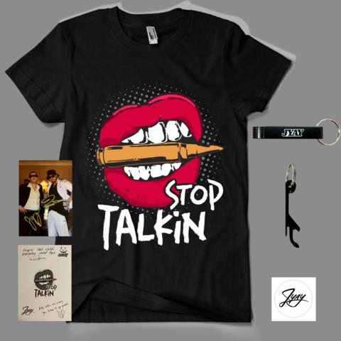 @jyaymusic NEW STOP TALKIN BUNDLE (Pre-Order) Link Thumbnail   Linktree