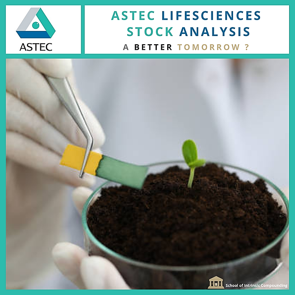 @SOICFINANCE Astec Lifesciences: Stock Visualisation Link Thumbnail | Linktree
