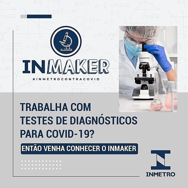 INMAKER - #InmetroContraCovid