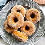 2-Ingredient Pumpkin Donuts