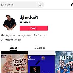 DJ HADAD TIK TOK Link Thumbnail | Linktree