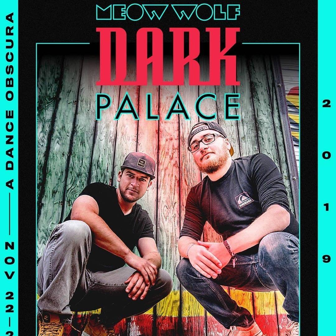 Meow Wolf Dark Palace Recap