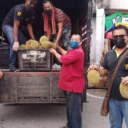 @sinar.harian 'Jual durian RM1.99 sekilo biar semua dapat rasa' Link Thumbnail | Linktree