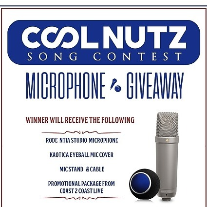 @CoolNutz Cool Nutz - Song Contest Tracks Link Thumbnail | Linktree