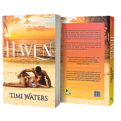 Timi Waters HAVEN (Masobe Books) Link Thumbnail   Linktree